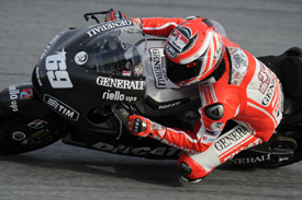 Autosport.com | MotoGP news: Nicky Hayden sidelined by shoulder pain on day two of Sepang test | Ductalk Ducati News | Scoop.it
