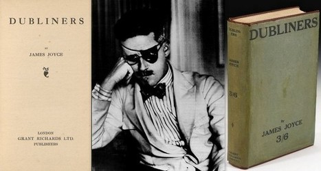 Numéro Cinq - Dear Dirty Dubliners, Revisited: James Joyce's Classic at the Century --- Bruce Stone | The Irish Literary Times | Scoop.it