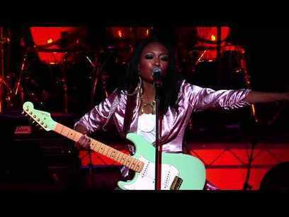 #NewMusic Malina Moye 'A Little Rough' available now on iTunes and Amazon |#rockgoddess | @MalinaMoye | The Urban Link | Scoop.it