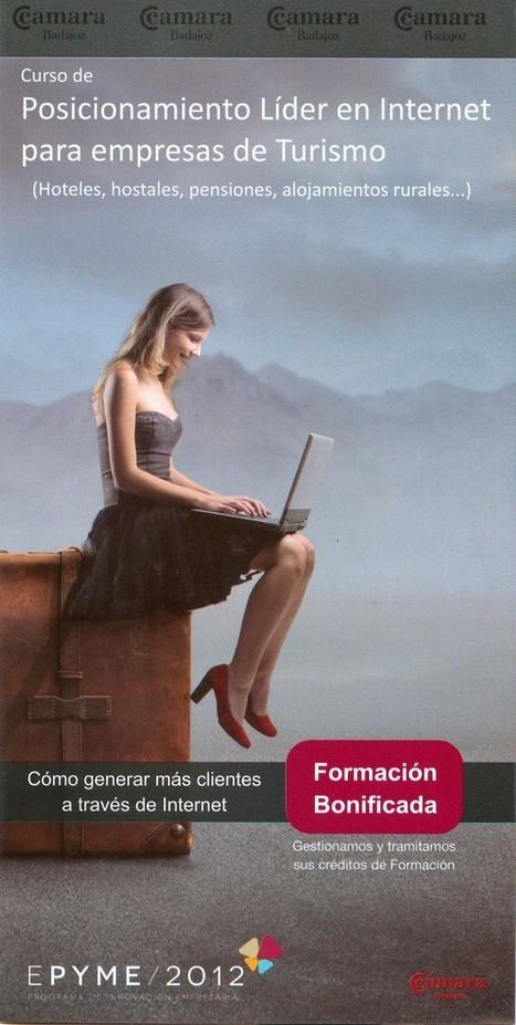 Curso de Posicionamiento Líder en Internet para Empresas de Turismo | SEO España | posicionamiento en buscadores | Scoop.it
