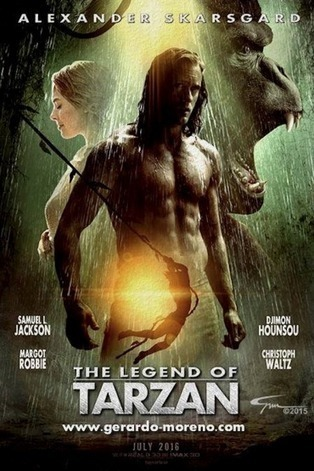 the The Legend of Tarzan (English) 2012 movie download 1080p