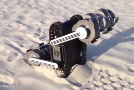 NASA working on RASSOR robot space excavator | Robots and Robotics | Scoop.it
