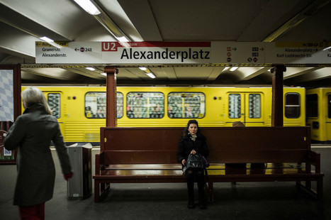 Berlin's ticketless subway travelers | German learning resources and ideas | Scoop.it