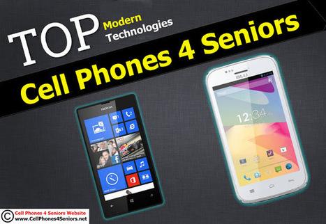 Cell Phones 4 Seniors Celluar Mobiles For Elde