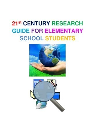 Be A Search Star: 21st Century Research Guide for Elementary Students | COOL WEB  TOOLS FOR ESL, EFL, ELL & MFL LEARNERS | Scoop.it