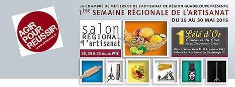 Semaine Régionale de l'Artisanat en Guadeloupe : la gastronomie créole en vedette. | Gastronomie et alimentation pour la santé | Scoop.it