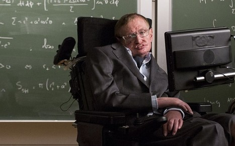 Hawking: 'in the future brains could be separated from the body' - Telegraph | CLOVER ENTERPRISES ''THE ENTERTAINMENT OF CHOICE'' | Scoop.it