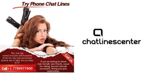 Night connect chat line