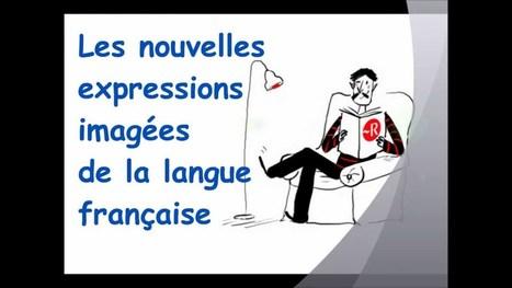 Les nouvelles expressions imagées de la langue française. | patrimoine francais | Scoop.it