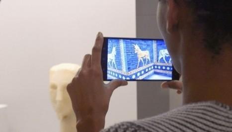 Avec Google Tango et Guidigo, les collections du Musée des Beaux-Arts de Detroit s'explorent en réalité augmentée | Mécénat, don, mécénat participatif | Scoop.it