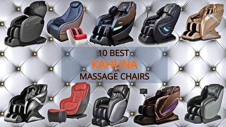 Kahuna In Https Yourbestmassagechair Com Best Massage Chair Under