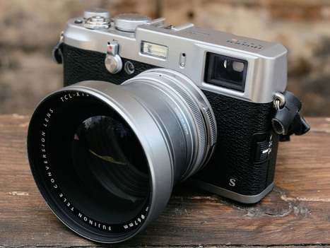 First Look: Fujifilm TCL-X100 Teleconverter for