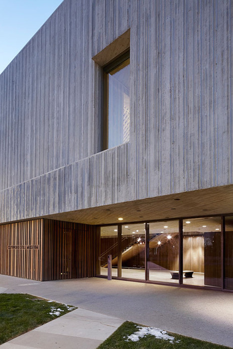 Clyfford Still Museum by Allied Works Architecture (US) @ Dailytonic | Rendons visibles l'architecture et les architectes | Scoop.it