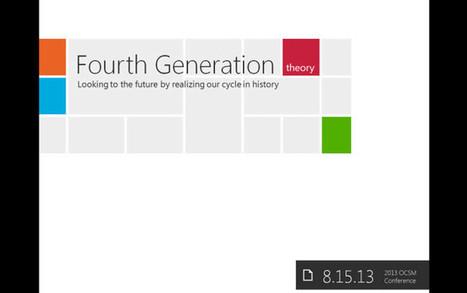 OCSOM Keynote Address: Fourth Generation Theory | Adaptistration | 21st Century Leadership | Scoop.it