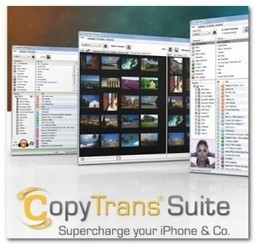 iPad/iPhone Alternative To iTunes For Transferring Music | Music Technology | Scoop.it