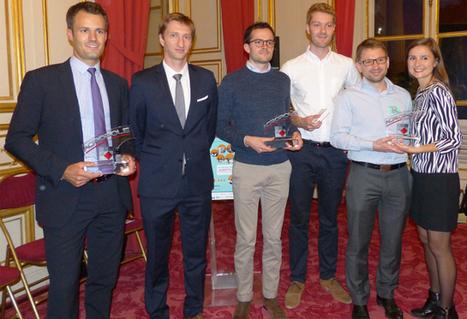 Agropole lance la 23ème édition de son Concours National de la Création   d'Entreprises | Actualité de l'Industrie Agroalimentaire | agro-media.fr | Scoop.it