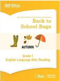 Back to School Bag: Autumn (Grade 1) | Bags and Lesson Plans (INFOhio) | Scoop.it