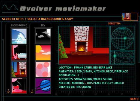 Dvolver Moviemaker | Digital Presentations in Education | Scoop.it