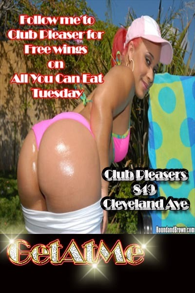 All You Can Eat Tuesdays @Pleasers | GetAtMe | Scoop.it