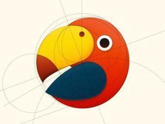 Le cercle comme base du design pour les logos et icônes | News Tech | Scoop.it