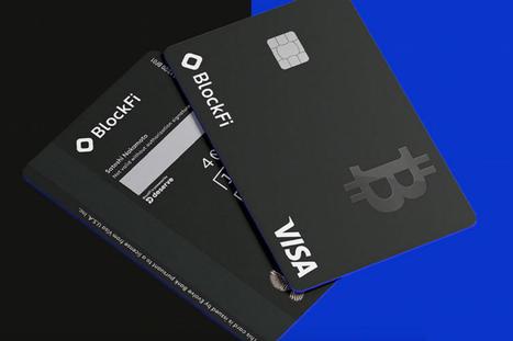 Une nouvelle carte bancaire Visa fera gagner du bitcoin à ses clients ...