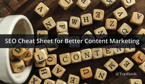 SEO Tips and Tactics for Content Marketing   Surviving Social Chaos   Scoop.it