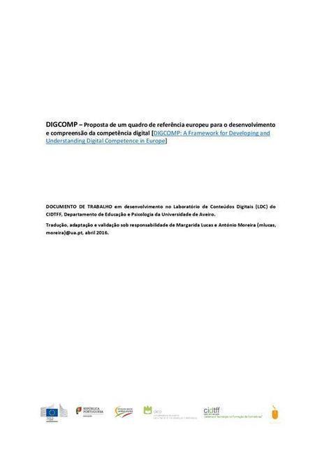 MEO Cloud - digcomp_proposta_quadro_ref_europeu_compet_digital.pdf | be | web | Scoop.it