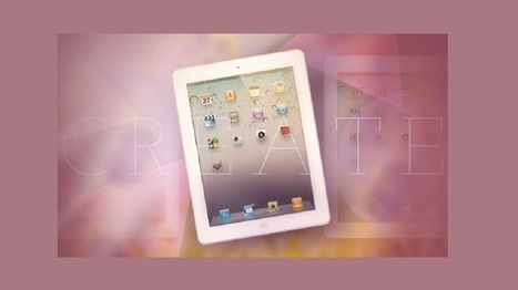 Great Creativity Apps That Every Teacher with an iPad Must Know - EdTechReview™ (ETR) | iPads in the Classroom | Scoop.it