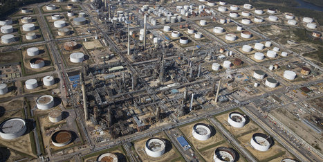 Exxon Mobil Sued Over Climate Change Cover-Up   Amocean OceanScoops   Scoop.it