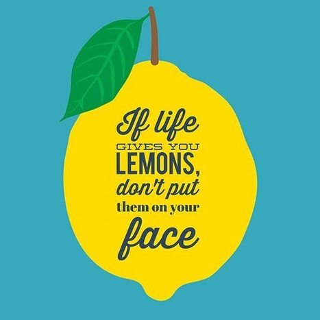 Why you should NEVER put pure lemon juice on your face | The Beauty Gypsy | Scoop.it