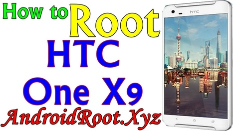 How to Root HTC One X9 without PC | Android Roo