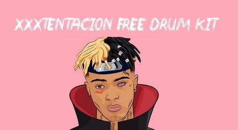 XXXTentacion Free Drum Kit - 133 Free Samples -