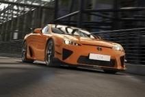 Lexus rend hommage à sa LFA   Auto , mécaniques et sport automobiles   Scoop.it