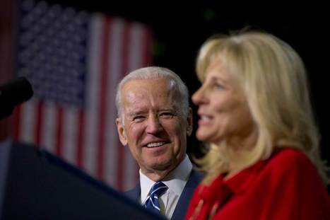Sources: Joe Biden Has Wife's Support for WH Bid | Building a Web Presence | Scoop.it