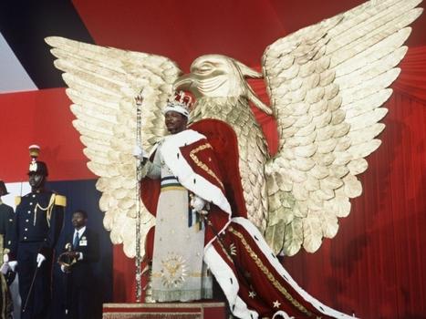 Notre ami l'Empereur Bokassa Ier - 53 mn - Documentaire - France 3 - 2011   documentaires   Scoop.it