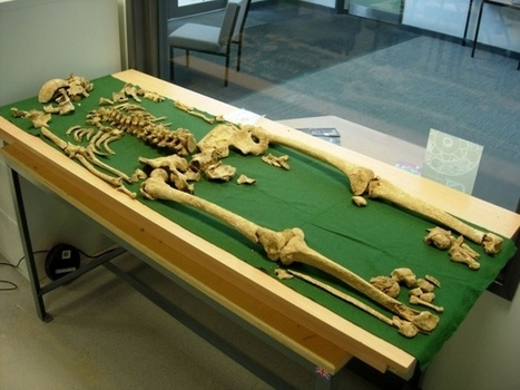 Could this be the skeleton of a Bronze Age king? | History Extra | Bronze Age | Scoop.it