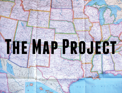 The Map Project | Beautiful Maps | Scoop.it