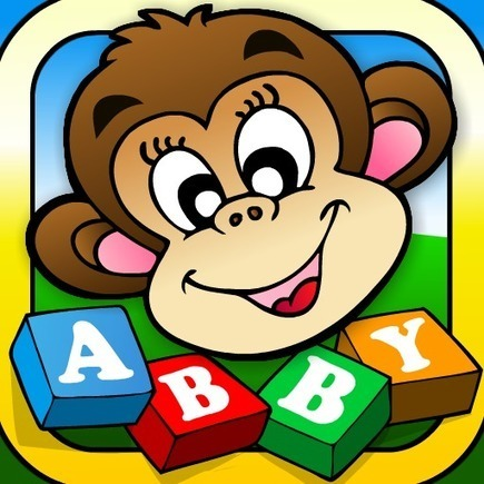 ABBY MONKEY 7+2 First Words Preschool | Apps for your class | Scoop.it