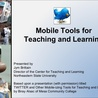 iLearn: mobile resources for higher education