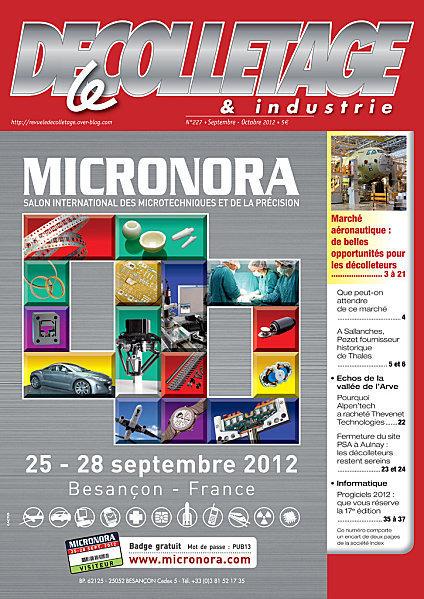 Dossier spécial aéronautique au sommaire du magazine de ...   Aéronautique   Scoop.it