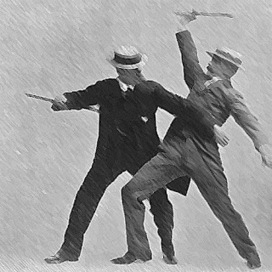 Ladies and Gentlemen of Discernment: A Bartitsu Primer for Authors | History Curiosity | Scoop.it