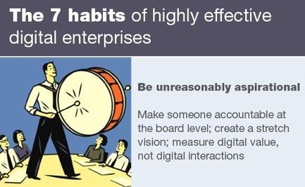 Le 7 caratteristiche della leadership digitale/1 | Digital Transformation | Scoop.it
