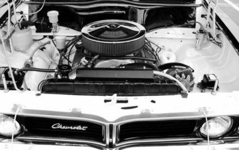 Hooniverse Obscure Muscle Car Garage – The Chevrolet Firenza Can-Am 302 | american muscle cars | Scoop.it