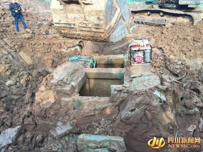 Tombs with elaborate carvings found in SW China | The Archaeology News Network | Kiosque du monde : Asie | Scoop.it