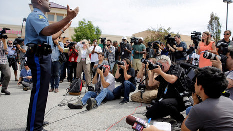 View of #Ferguson Thrust Michael Brown Shooting to National Attention | Social News | Scoop.it