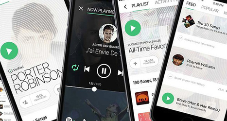 Bop.fm : tous les services de streaming musical dans une seule application - PhonAndroid | mlearn | Scoop.it