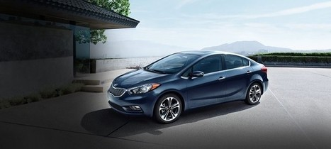 The 2016 Kia Forte From El Paso, Texas: A Compact Sedan Car With Finesse