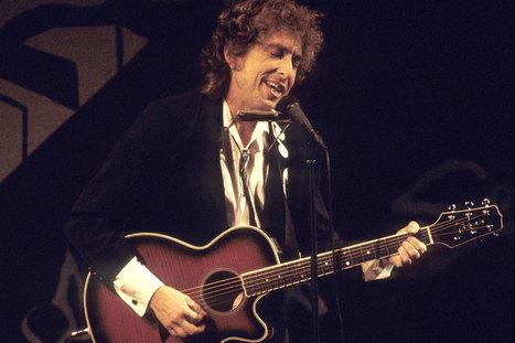 11 σοφοί στίχοι του Bob Dylan | omnia mea mecum fero | Scoop.it