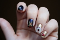 Nini pattes en l'air et son cabaret… | Nails and manicure | Scoop.it