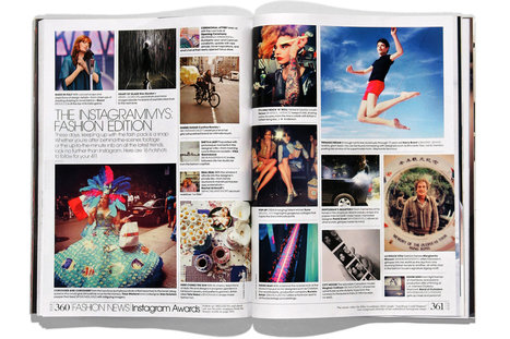 Fashion's Latest Muse? Instagram - New York Times | Emerging Media, Social Media & Technology | Scoop.it